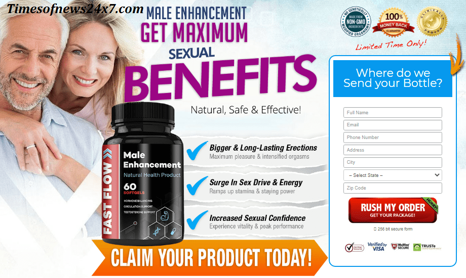 Fast Flow Male Enhancement