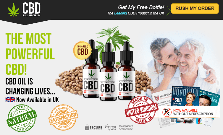 Nordic CBD Oil UK