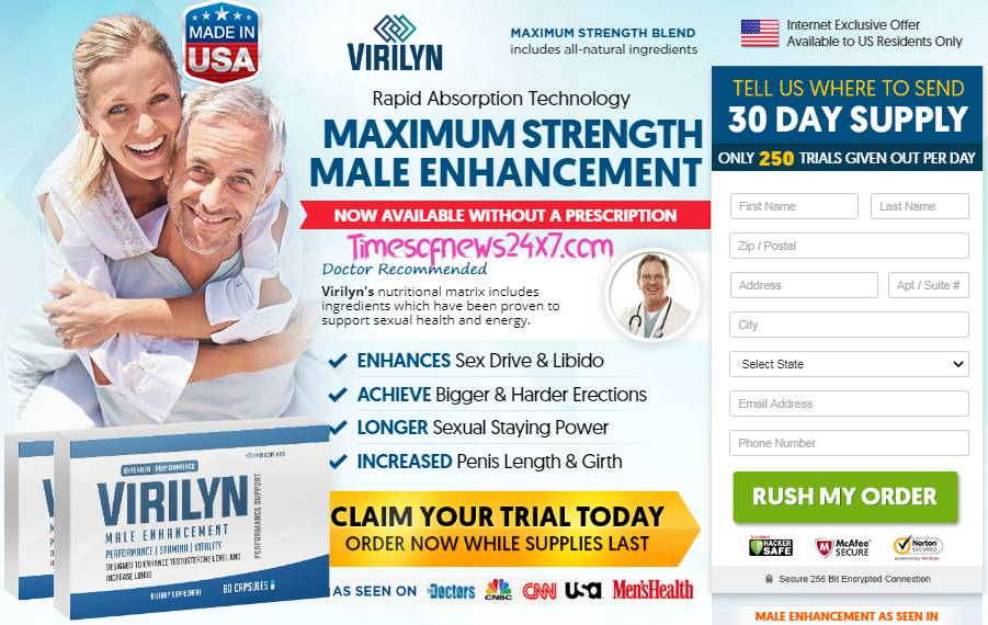 Virilyn Male Enhancement