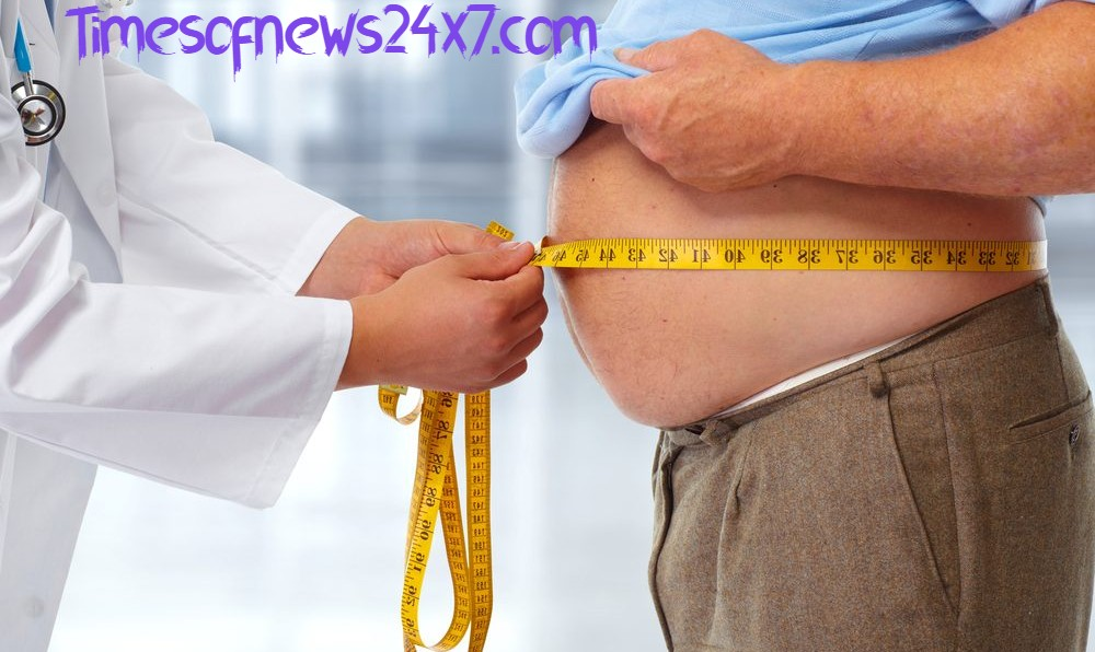 Obesity Can Increase A Person's Risk Of illness
