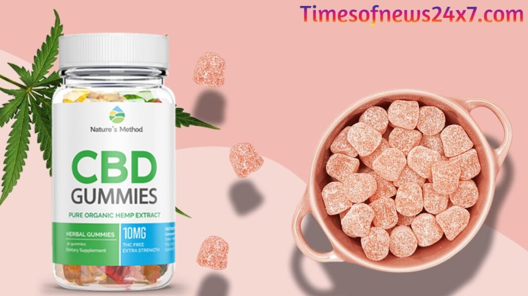 Natures Method CBD Gummies Australia
