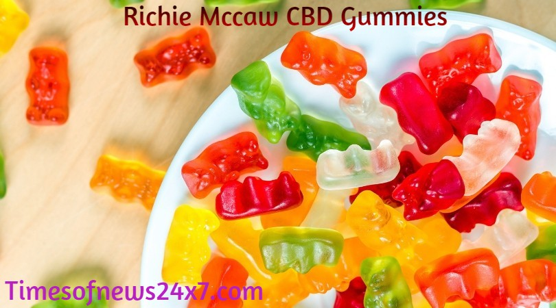 Richie Mccaw CBD Gummies NZ