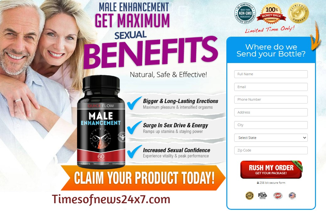 Quick Flow Male Enhancement