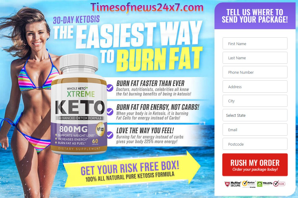 Whole Keto Xtreme UK