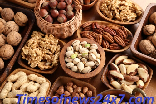 Best 5 Nuts That Helps You Get Healthy Lifestyle