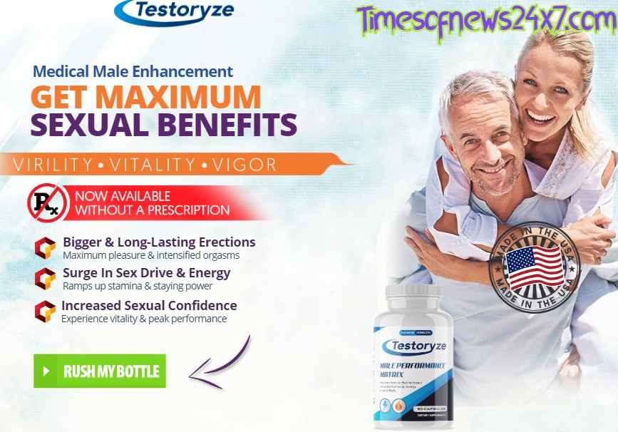 Testoryze Male Enhancement
